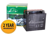 Leoch YTX14L-BS / CTX14L-BS - AGM Motorcycle Battery